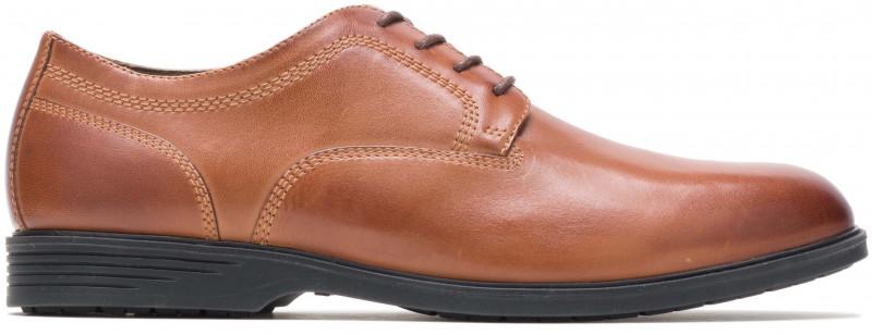 Shepsky PT Oxford - Dark Tan Leather