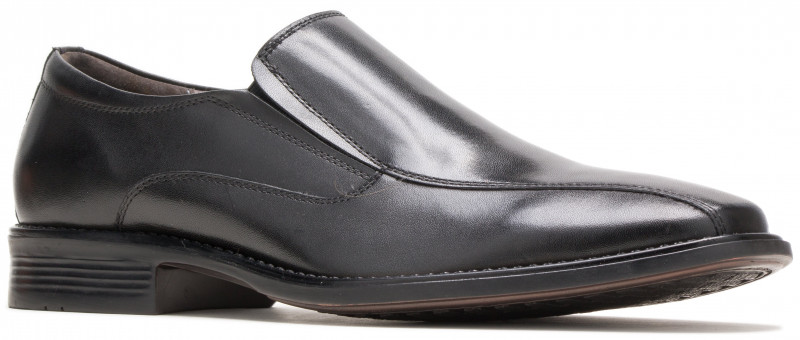 Anthony TR Slip-On - Black Leather