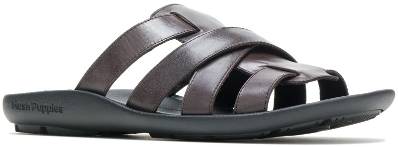 Pivot Slide - Dark Brown