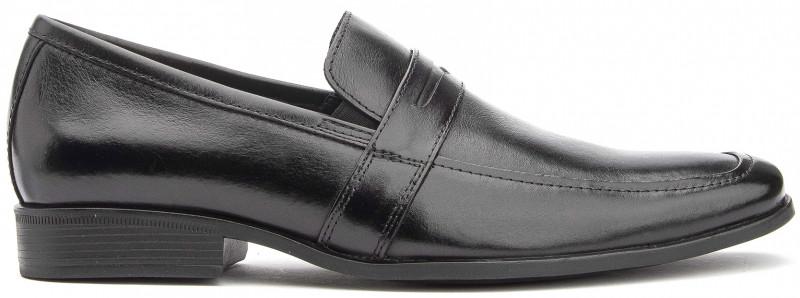 Creta MT Slip-On - Black Leather
