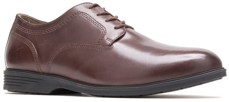 Shepsky PT Oxford - Dark Brown Leather