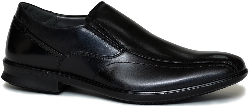 Stratos SlipOn BT - Black Leather