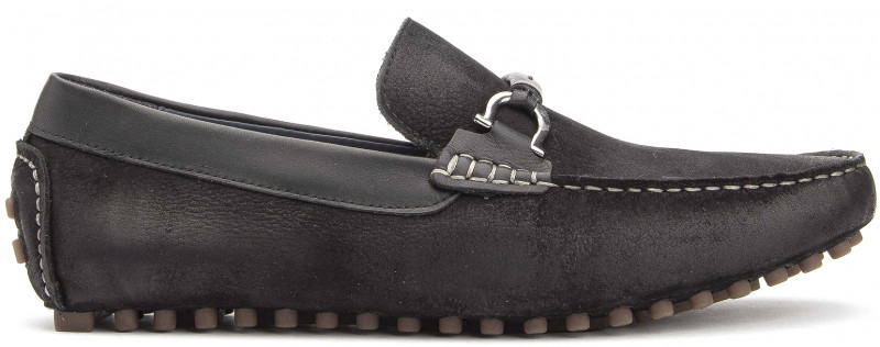 Ipanema Buckle - Black Nubuck
