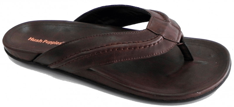 Kailo Toepost - Brown Leather
