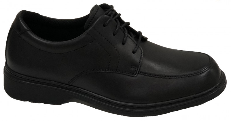 HP Gel Moc Toe - Black Napoli Leather