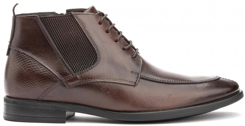 Vellar MT Boot - Brown Leather