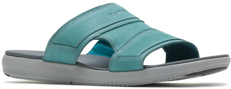 Leonberger 2Band - Teal Nubuck