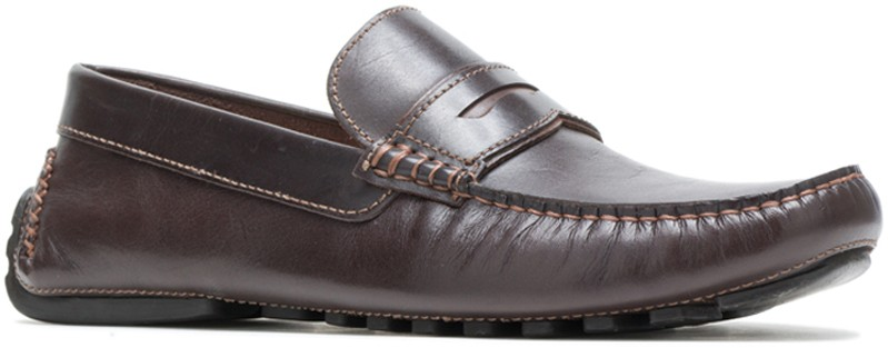 Lucas Penny - Dark Brown Leather