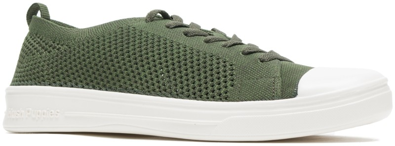 Schnoodle LaceUp - Deep Forrest Multi Knit