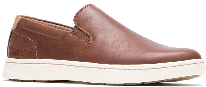Rocco SlipOn - Saddle Brown Leather
