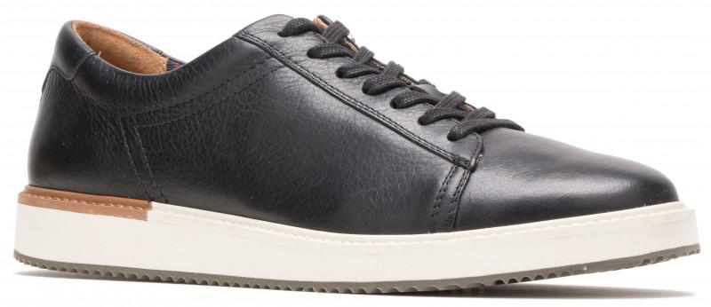 Heath Sneaker - Black Leather