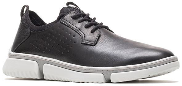 Bennet Plain Toe Oxford - Black Leather