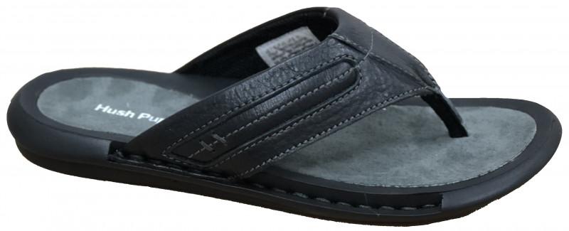 Bello Toepost - Black James Dean Leather