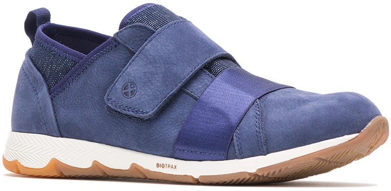 Cesky Strap Slip-On - Royal Navy Nubuck