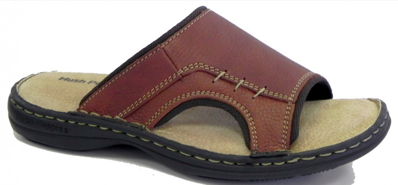 Ridge - Brown Pitstop Leather