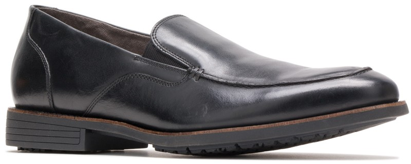 Mudi Loafer - Black Leather