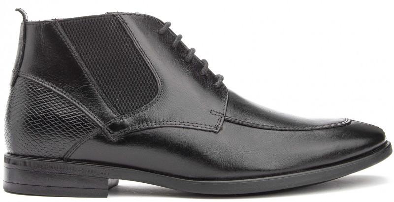 Vellar MT Boot - Black Leather