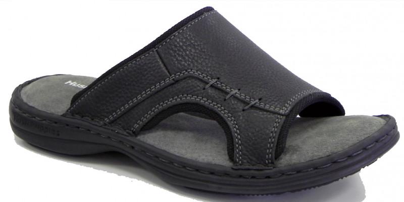 Ridge - Black Pitstop Leather