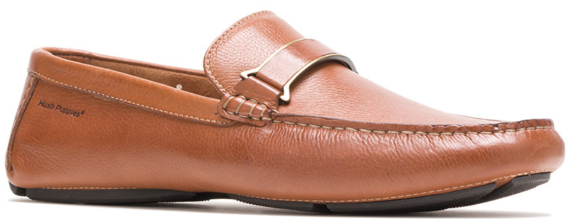 Jace Loafer - Tan Leather