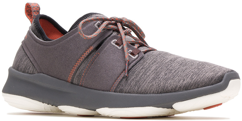 Geo - Dark Grey Heathered