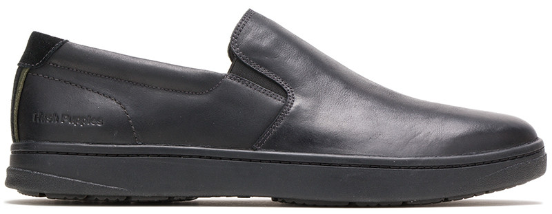 Rocco Slip-On - Black leather