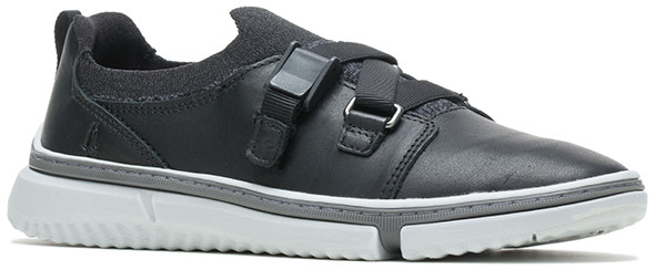 Remy  Strap Oxford - Black Leather