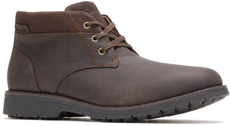 Beauceron PT Chukka – Dark Brown Leather