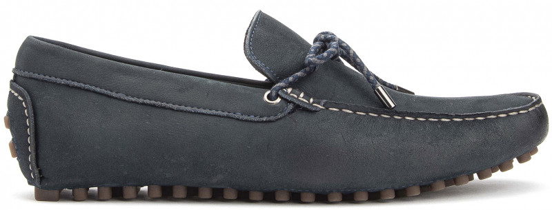 Ipanema Lace - Navy Nubuck