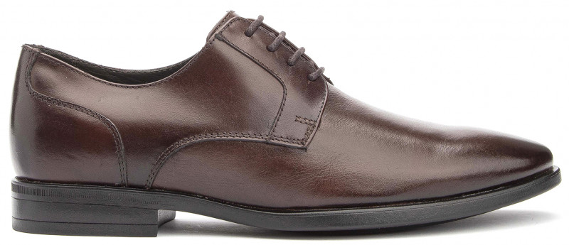 Vellar PT Oxford - Brown Leather
