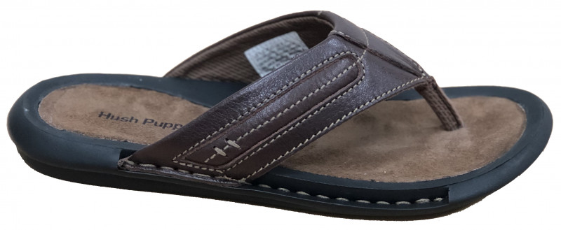 Bello Toepost - Brown James Dean Leather