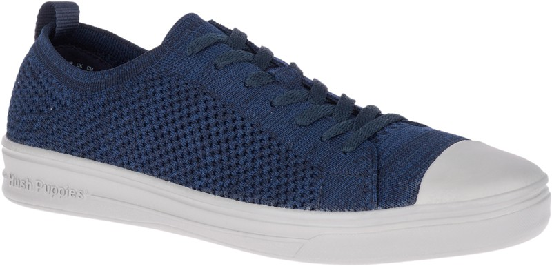 Schnoodle LaceUp - Navy Multi Knit
