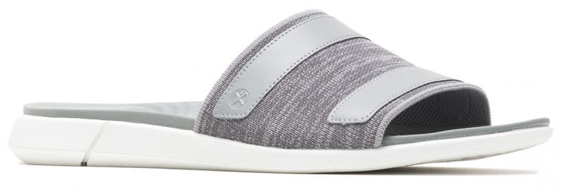 Wyatt Knit Slide - Frost Grey Knit