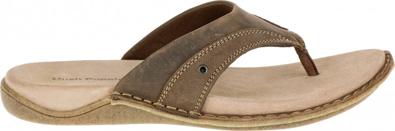 Wilton Grady - Brown Nubuck
