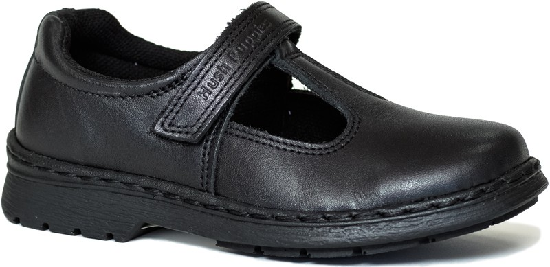 Jezebel T-Moc - Black Polo Leather