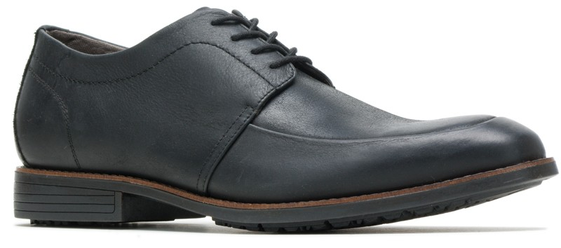 Mudi MT Oxford -Black Leather