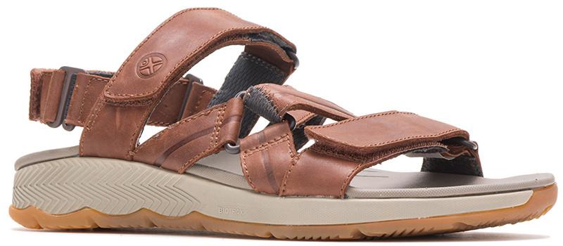 Puli Backstrap - Saddle Brown Leather