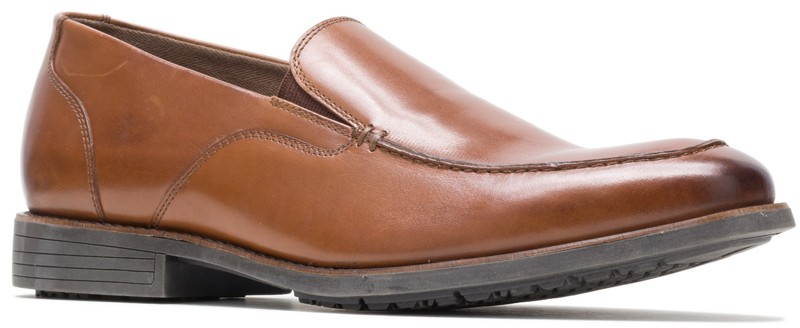 Mudi Loafer - Dark Tan Leather
