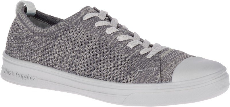 Schnoodle Lace Up - Dark Grey Multi Knit