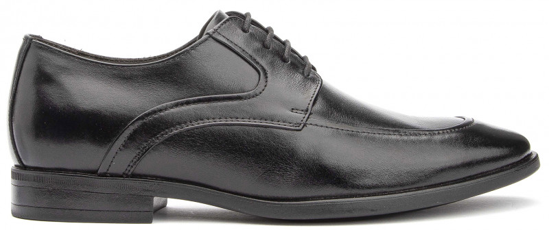 Vellar MT Oxford - Black Leather