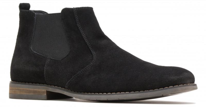 Giles Chelsea - Black Leather