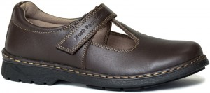Jezebel T-Moc - Brown Polo Leather