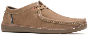 Toby Oxford - Taupe Nubuck