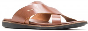Howston Slide - Cognac Leather