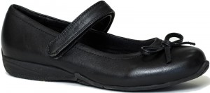 SummerBow - Black Napa Leather