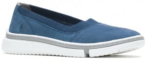 Remy Plain Toe Slip-On - Deep Blue Sea Nubuck