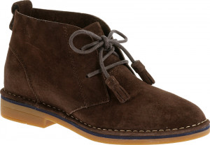 Cyra Catelyn - Brown suede