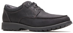 Beauceron MT Oxford - Black Leather