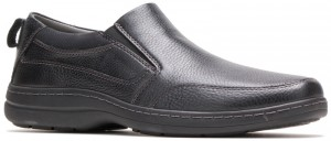 Elkhound MT SlipOn - Black Leather