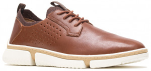 Bennet Plain Toe Oxford - Cognac Leather