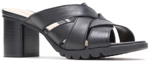 Griffon DBL X Slide - Black Leather